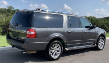 2016 Ford Expedition EL Limited 4X4 full