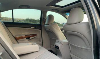 2012 Honda Accord EX-leather with Nav full
