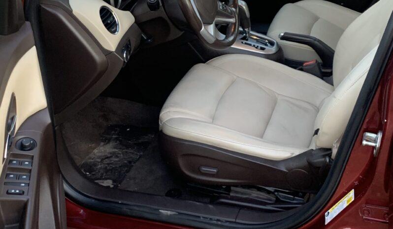 2015 Chevy Cruze 2LT full