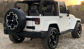 2007 Jeep Wrangler X 4X4 full