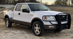 2004 ford F150 FX4 Ext.Cab Flairside 4WD
