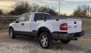 2004 ford F150 FX4 Ext.Cab Flairside 4WD full